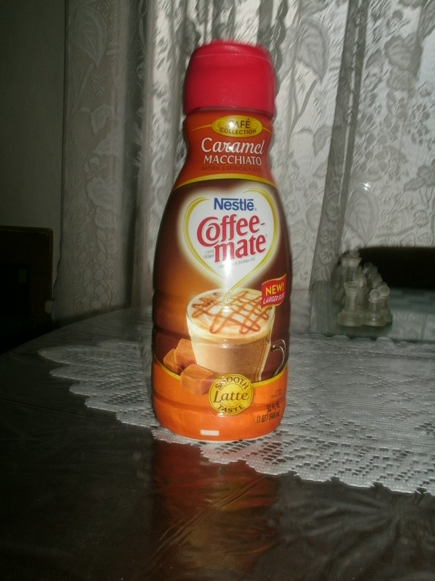 This is a yummy new style creamer recommended to me by my wonderful cousin... ooo so right!!!